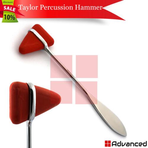 Surgical Taylor Percussion Reflex Hammer Neurological Diagnostic Medical Tools