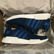Adidas NMD R1 blue white US 12 UK 11.5 not Ultra Boost Melbourne CBD Melbourne City Preview