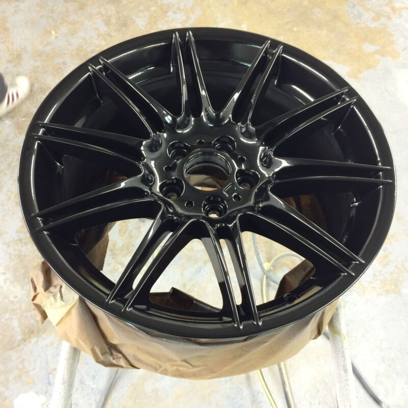 Pic 1 Gound Coat applied.  Pic 2 Gound Coat with a lacquer finish.