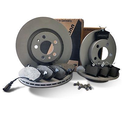 zimmermann bremsen kit komplett bremsscheiben bel ge vw. Black Bedroom Furniture Sets. Home Design Ideas