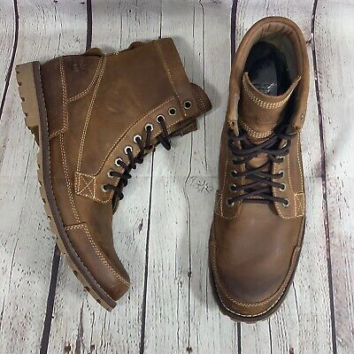 NEW Timberland Earthkeepers Original Leather Boot Brown Burnished 11.5 ($160)