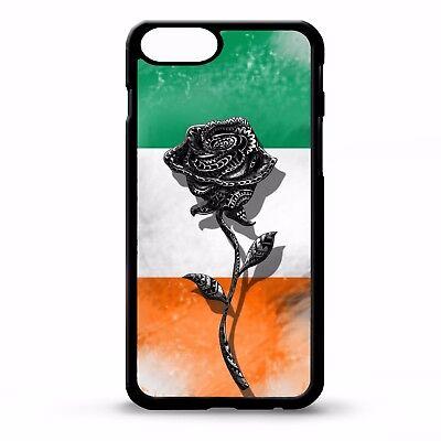 Irish flag rose flower tattoo ireland stripe graphic art phone case cover (Irish Flag Tattoos)
