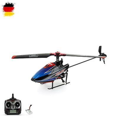 RC ferngesteuerter Flybarless-Hubschrauber, 4.5 Kanal Helikopter-Modell mit Akku