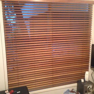Wanted Wooden Venetian blinds Buderim Maroochydore Area Preview