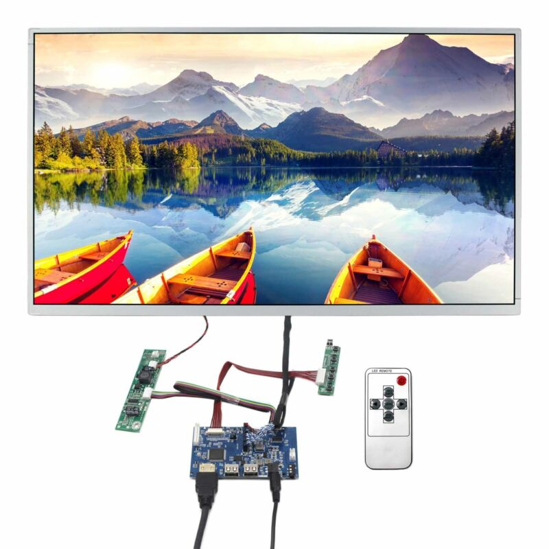 HD MI Android LCD Controller Board 23.8 in MV238FHM 1920X1080 IPS LCD Screen