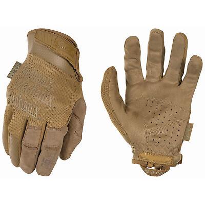 Mechanix Wear Specialty 0.5mm Coyote Gloves Size Large