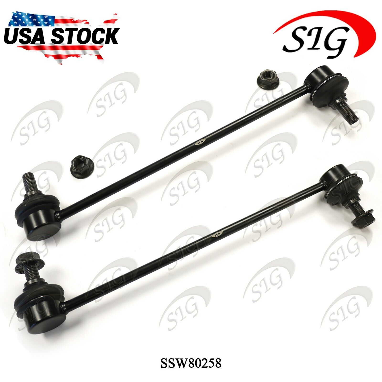 2011 fits Ford Edge Front Suspension Stabilizer Bar Link With Five Years Warranty Package include One Sway Bar Link Only