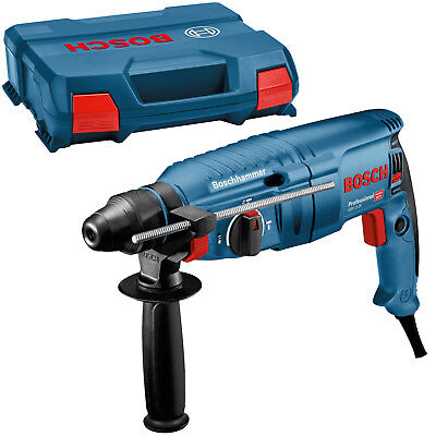 Bosch Professional GBH 2-25 Blue Edition Bohrhammer, SDS-plus Aufnahme in L-Case