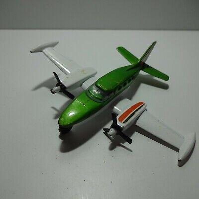 Modello Modellino Auto Matchbox Aeroplano Cessna 402