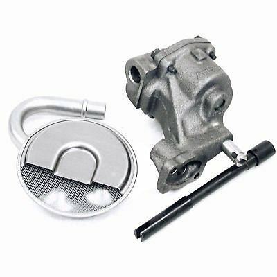 HV Oil Pump w/ Pickup Screen & HD Steel Drive - Chevrolet SBC 327 305 350 400
