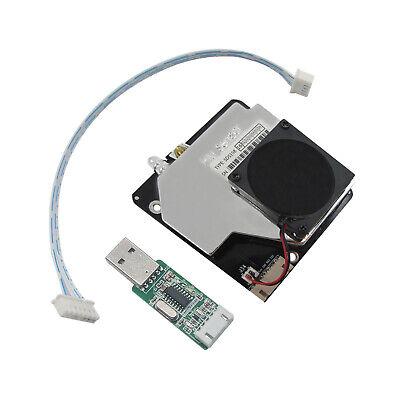 Pm100tsp Air Particle Dust Sensor Detector Sds198 Laser Digital Output Sample