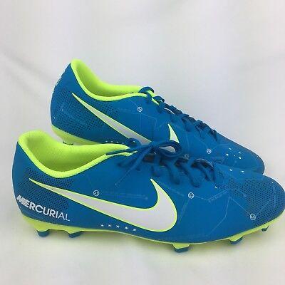 e09b10d87c3 Nike Mercurial Vortex III NJR FG Men s Soccer Cleats Brand New