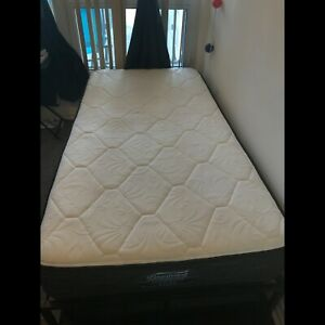 Single Bed Mattress & Frame - $200