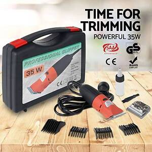 35W Professional Electric Pet Clipper Dog Cat Horse Trimmer Hair Adelaide CBD Adelaide City Preview