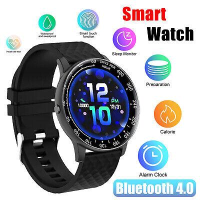 Waterproof Smart Watch Sport Tracker Heart Rate Monitor Brac