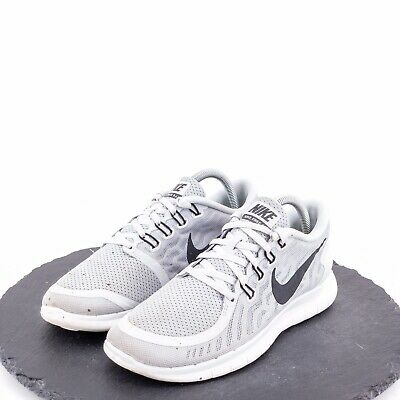 Nike Free 5.0 Womens Shoes Running Walking Training Athletic Gray Size 9
