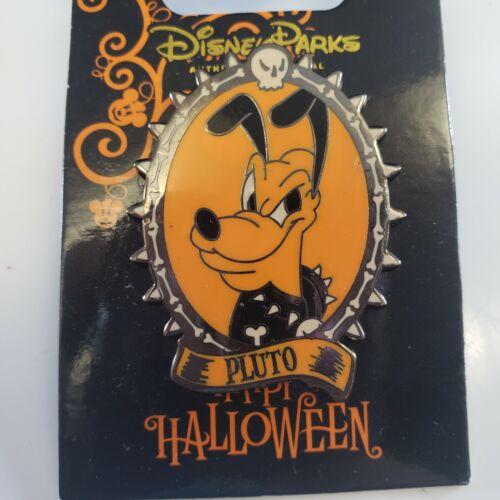 Halloween 2017 - Pluto Cameo Disney Pin 124279 New on Card 🎃