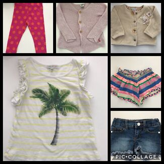 Cheap Girl Clothing -Mixed Sizes $2-$5