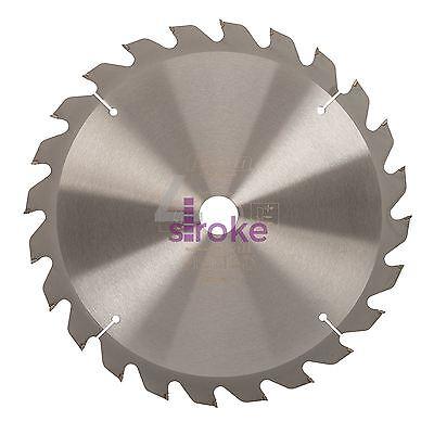 Woodworking Saw Blade 300 X 30mm 24t Cutting Blade Heavy Duty