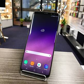 Pre owned Samsung Galaxy S8 Plus Gold 64G AU MODEL INVOICE