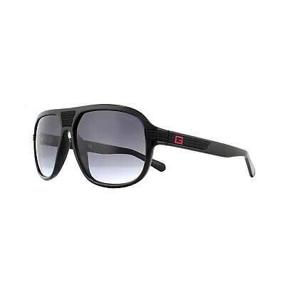 Guess Sunglasses GU6836 01B Black Grey Gradient