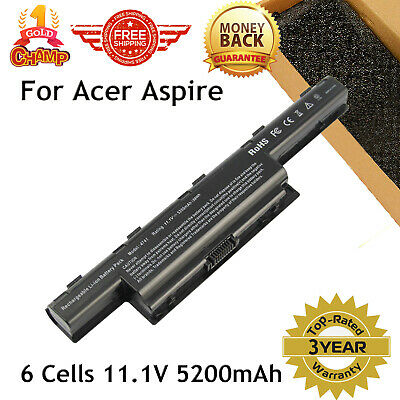 Laptop Battery for Acer AS10D31 AS10D51 Gateway 4741 4551 AS10D71 AS10D75 US