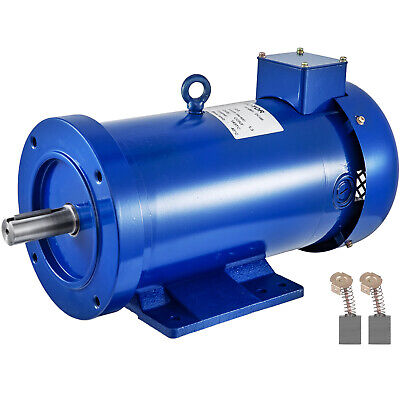 DC MOTOR 1.HP 56C Frame 180V//1750RPM TEFC MAGNET Permanent Dominate Generally