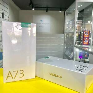 OPPO A73 Black/Gold Brand New Sealed Box Pack with 1 Year Warranty