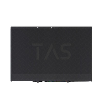 LED LCD Touch Screen Digitizer Display Assembly+Bezel for Lenovo Yoga 730-13IKB