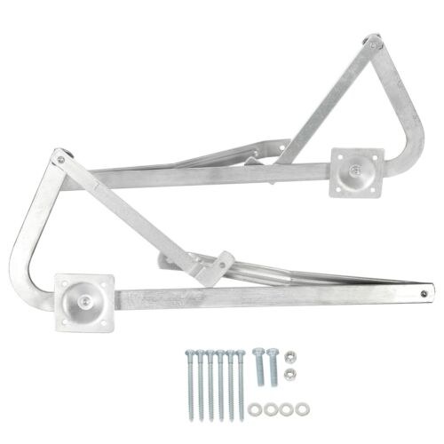 55-2 Pair Attic Ladder Spreader Hinge Arms For Model Manufactured  February 2010