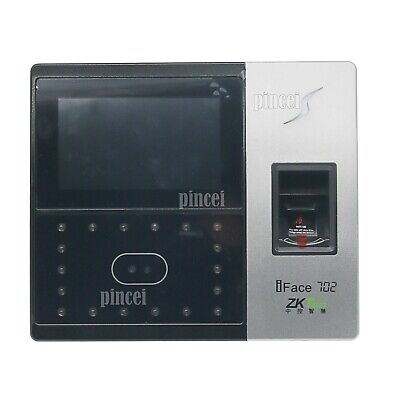 Biometric Identification Time Attendance Face Reader Finger Access Time Clock