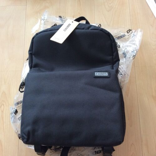 New CADEN Camera Bag Backpack w/14 Laptop Compartment