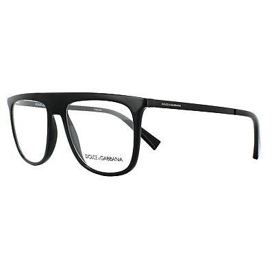 Dolce & Gabbana Glasses Frames DG 5022 501 Black 51mm Mens