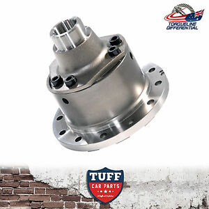 PJ PK Ford Ranger 3lt Torque Sensitive Torque Lock LSD Truetrac Alternative Rear