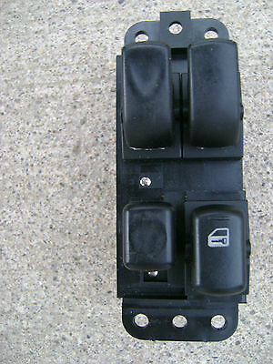 95 - 99 MITSUBISHI ECLIPSE DRIVER / LEFT SIDE MASTER POWER WINDOW SWITCH OEM