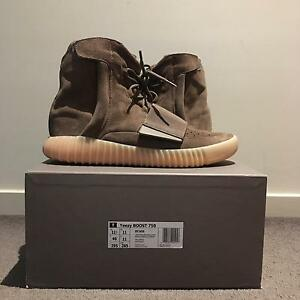 Adidas Yeezy Boost 750 Chocolate / Light brown Haymarket Inner Sydney Preview