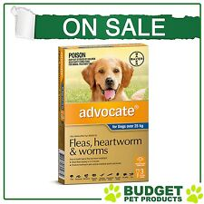 ADVOCATE For Dogs Over 25kg 3 Pack