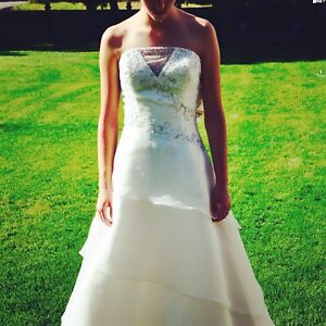 Gorgeous Wedding Dress $175- Priced to Sell!