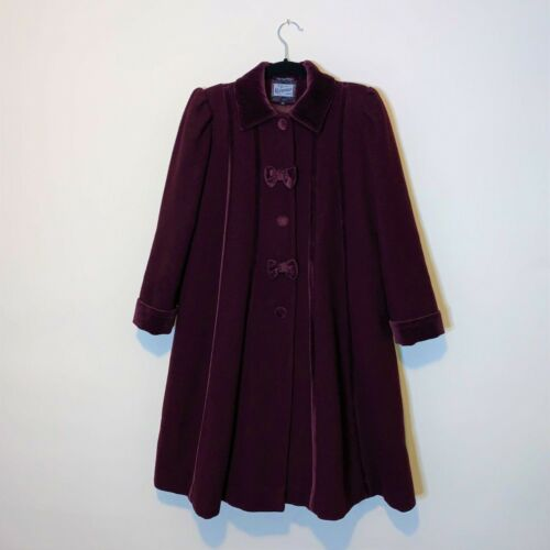 Rothschild Vintage Wool Swing Coat