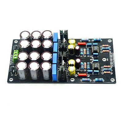 Phono Preamp OPA2111KP IC Phono Stage Audio Amplifier Board Dual AC12V 15V - Ic Dual Audio Preamp
