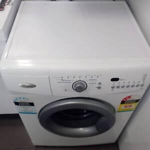 Washing Machine Whirlpool 6th Gen Front-Load 7.5kg