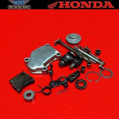 Cr250 Power Valve (1996 Honda CR250 HPP Exhaust Power Valve Arm Linkage Cover 14201-KZ3-690 92-01 )