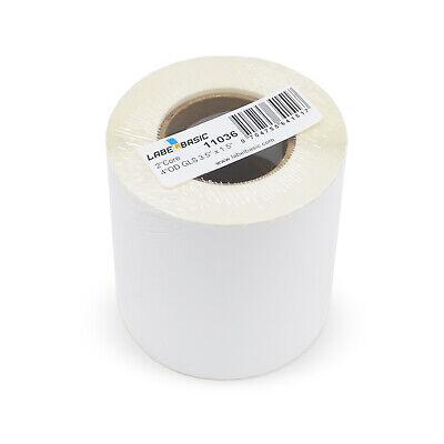 Labels For Primera Lx400 Printer 3.5 X 1.5 150 Glossy Labels Per Roll