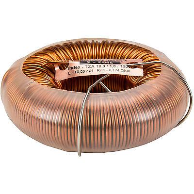 Jantzen 6595 18mh 14 Awg C-coil Toroidal Inductor