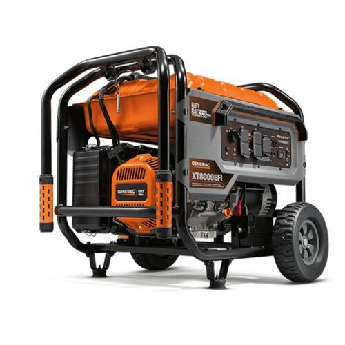 Generac 7162 - XT8000E 8,000 Watt Electronic Fuel Injection Portable Generator