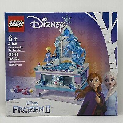 LEGO Disney Frozen II Elsa's Jewelry Box Creation 41168 Christmas Ships Today