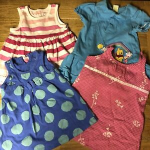 Girls 6-12 mo summer clothing lot