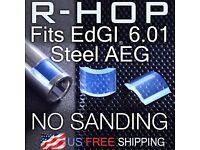 RHOP Fit EDGI 6.01 mm Airsoft AEG Tightbore TBB Barrel NO-Sanding-Needed R Hop