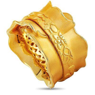 Carrera y Carrera Cervantes 18K Yellow Gold Ring