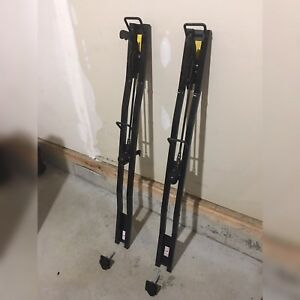 Snowmobile / sled clamps